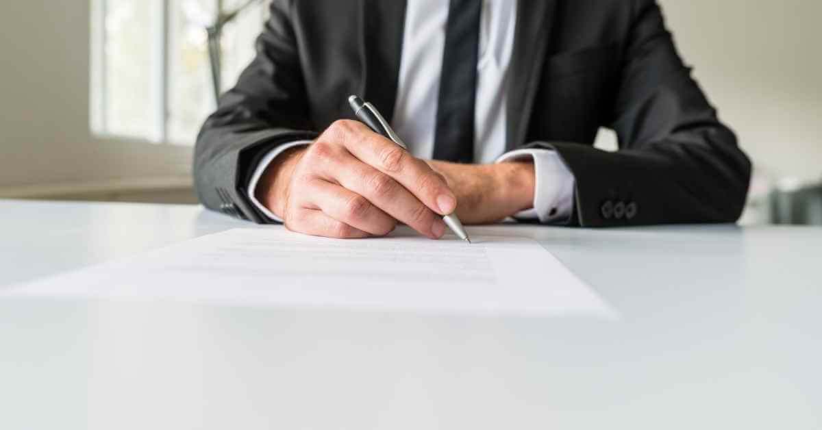 What Makes A Will Legally Valid?