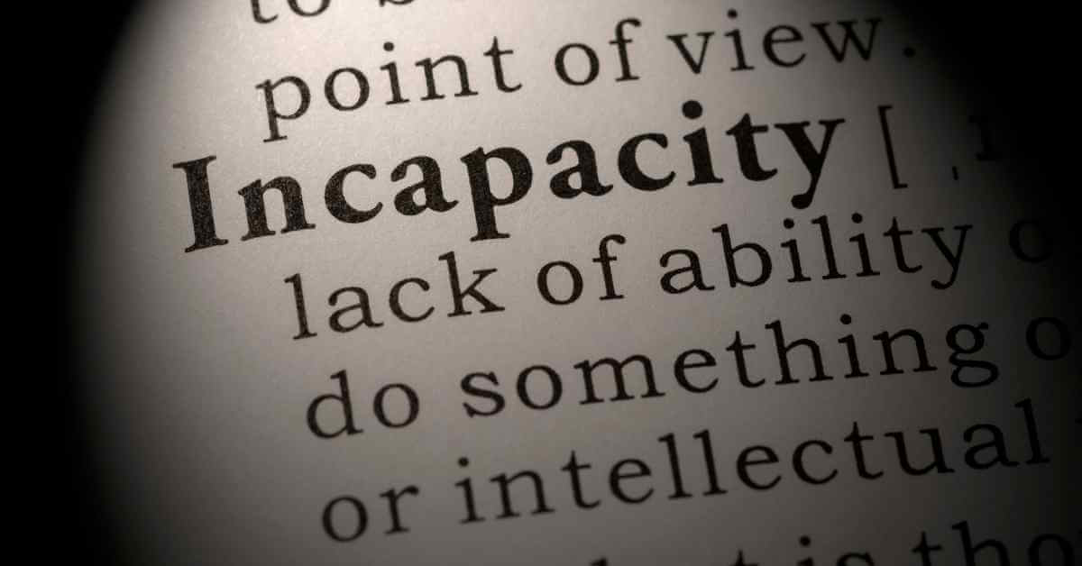 How To Avoid Costly Planning Mistakes Planning For Incapacity